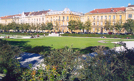 Zagreb, Croatian Capital