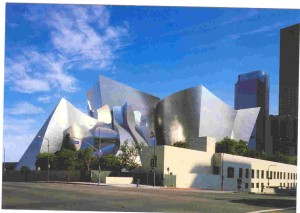 Walt Disney Concert Hall - Photo: Grant Mudford