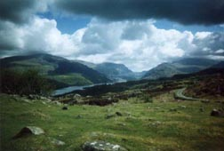 The majesty of Snowdonia