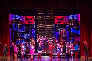 Kinky Boots Photo: Matthew Murphy